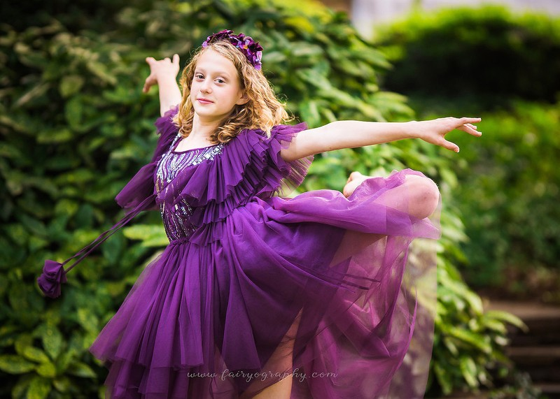 Dance fairy photography
