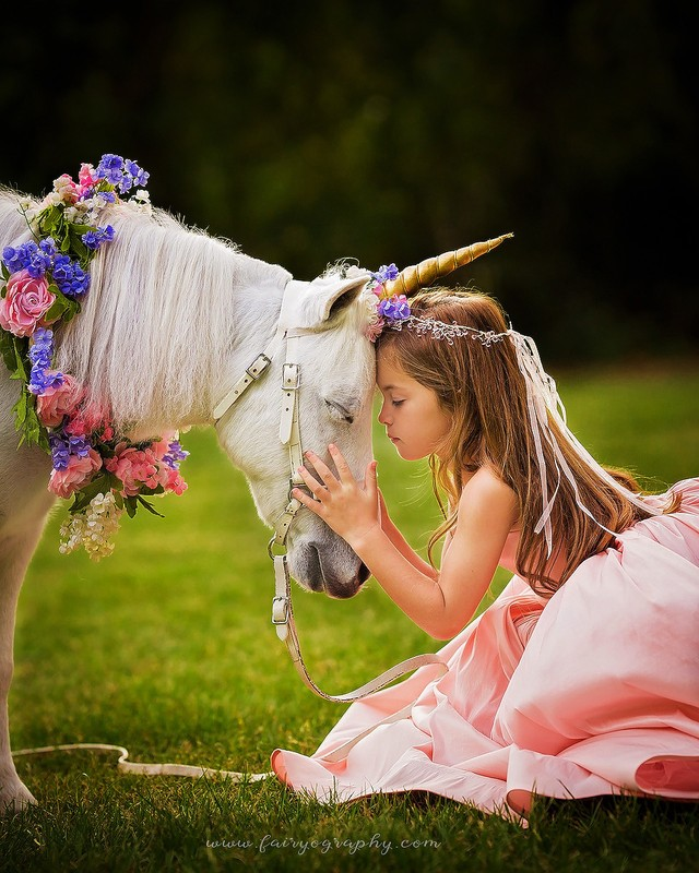 Unicorn Photography Sessions Athens GA