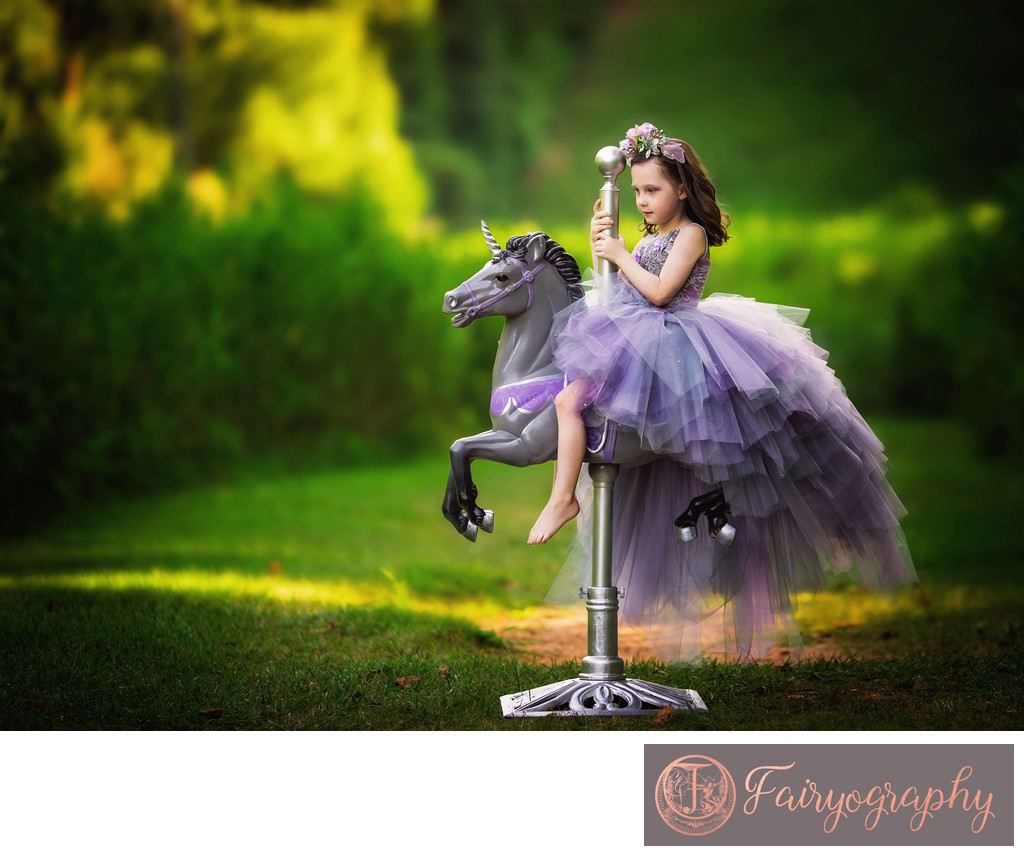 Carousel horse pictures
