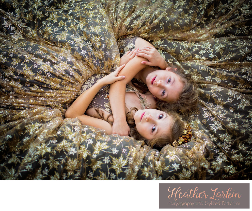 Autumn Princess Photo Sessions