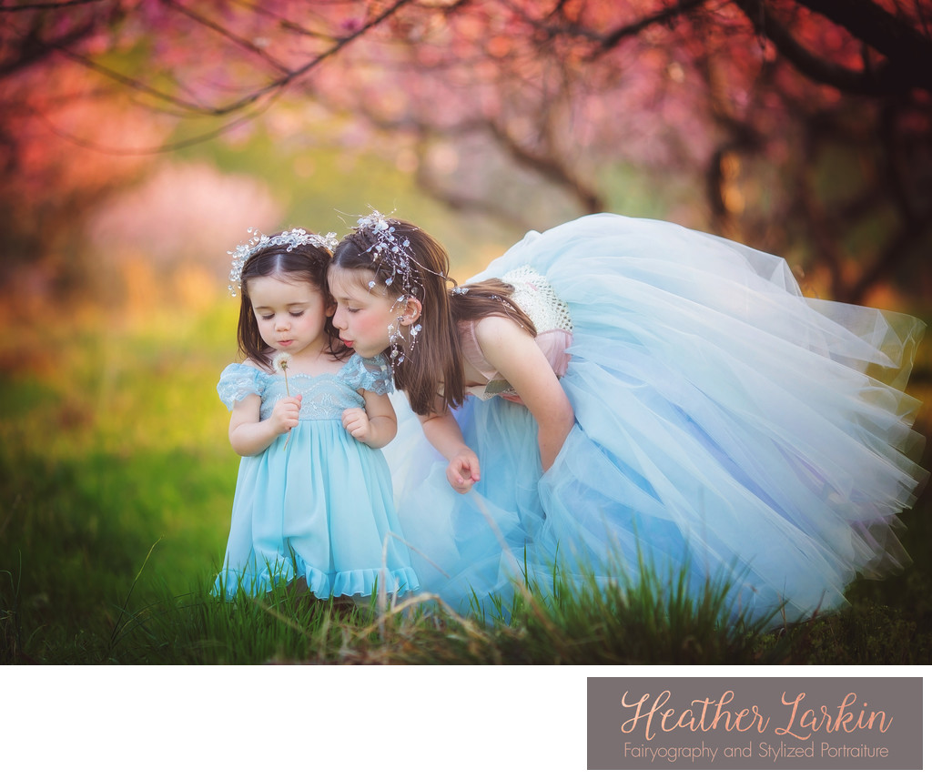 Peach orchard princess photos
