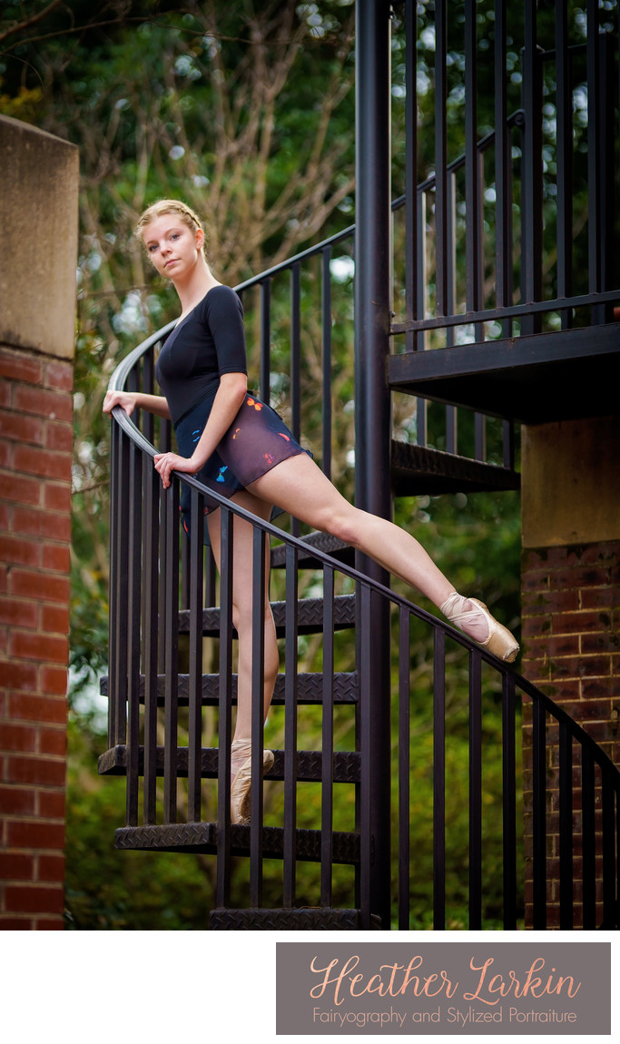 UGA Campus Dance Photographer