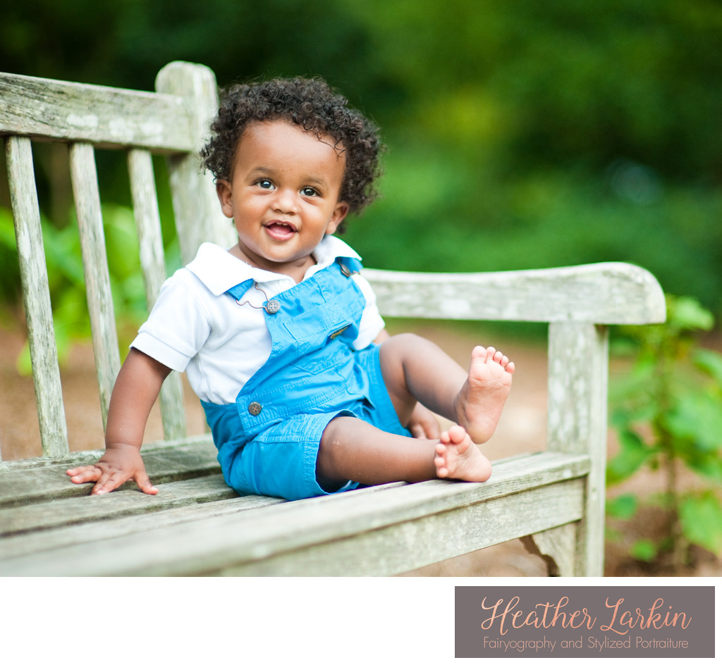 Baby photographer in Jefferson GA
