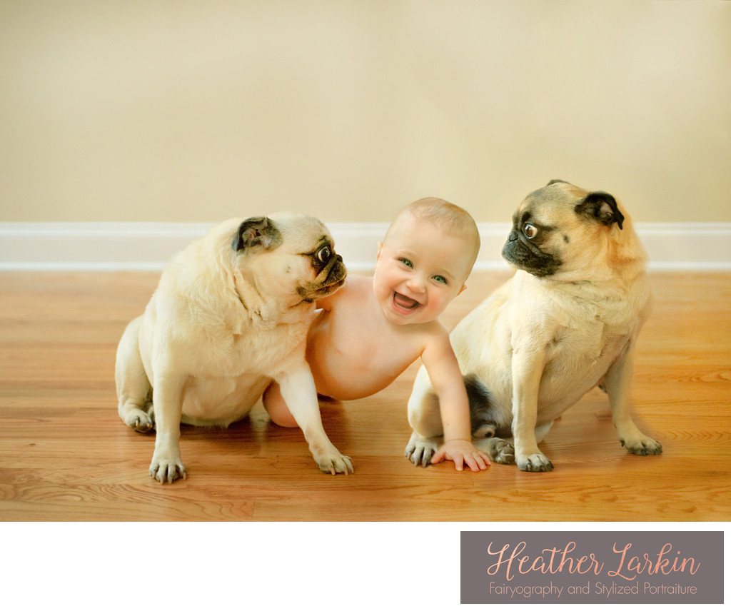 Baby and Pet Photographer Athens
