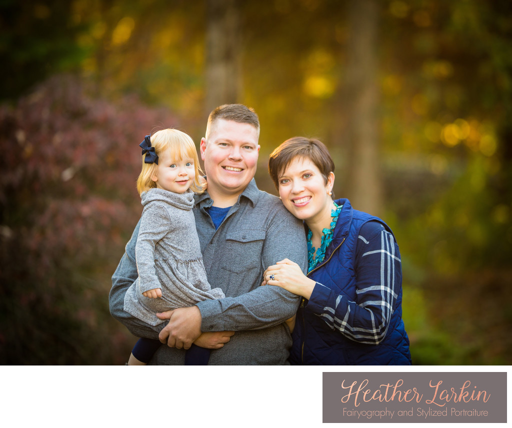 Athens GA Family Photographer Botanical Gardens