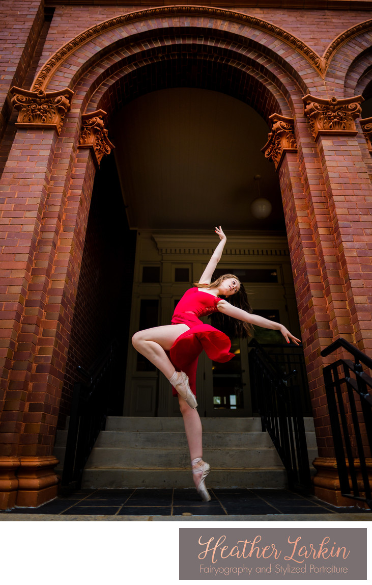 UGA Dance Photography