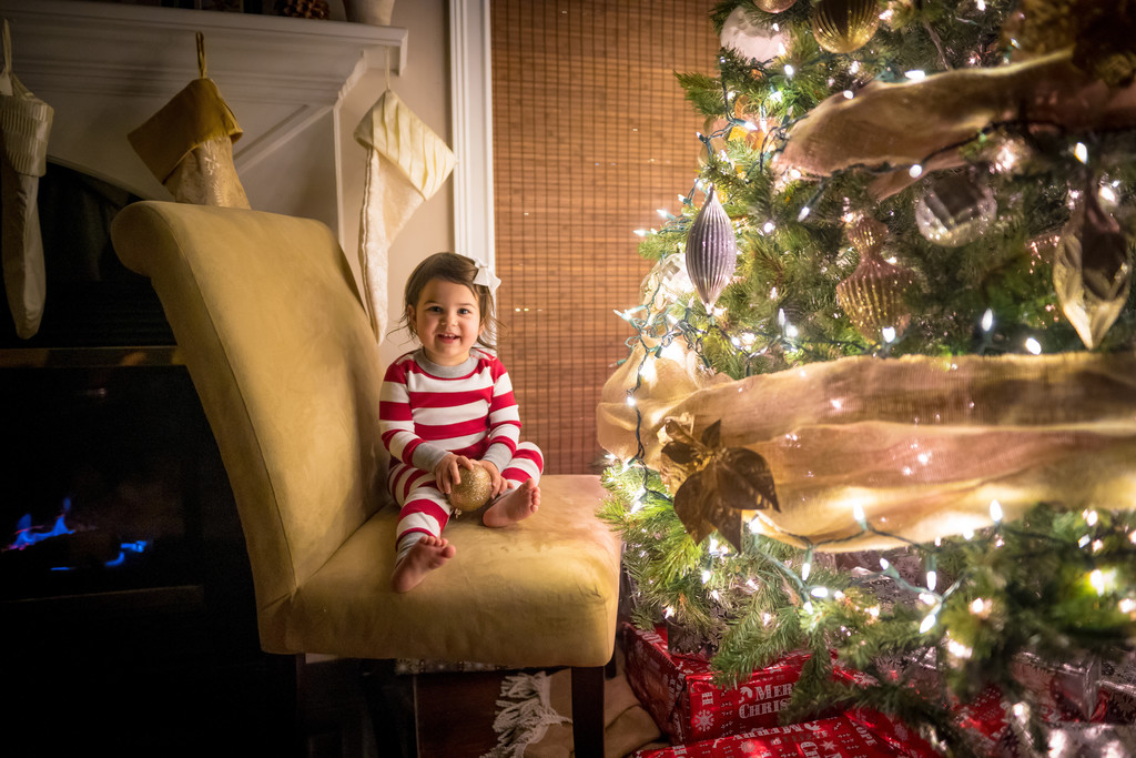 Christmas Tree Photo Sessions Athens GA
