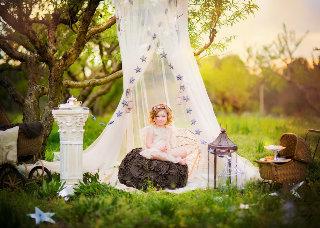 Styled toddler and baby photos Athens GA