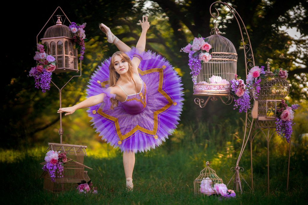 Unique ballerina photos