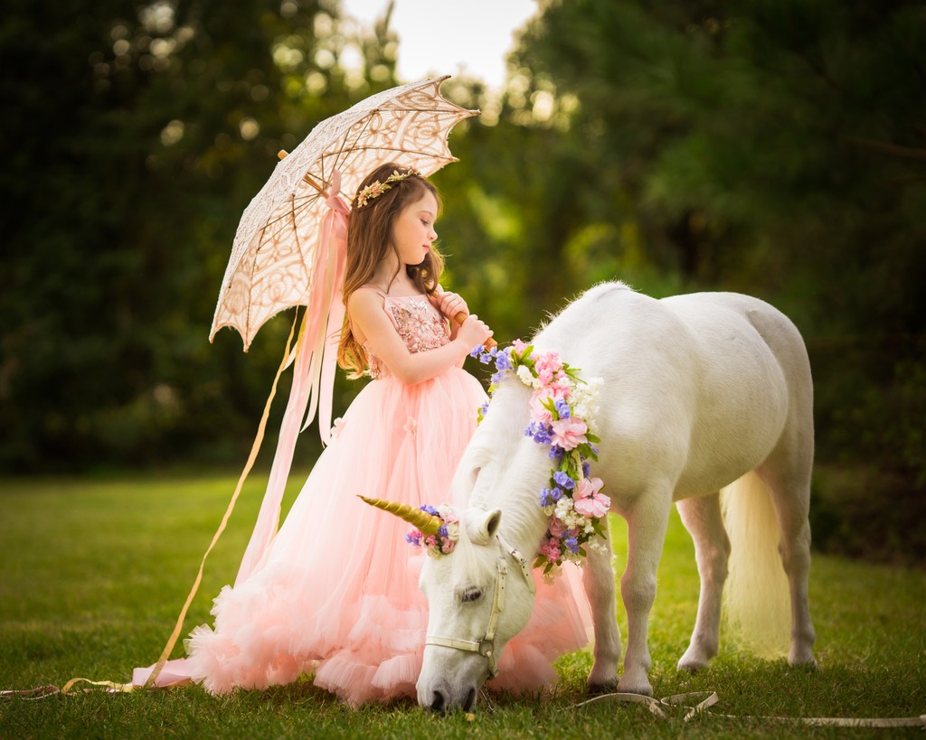 Unicorn Photographer Watkinsville GA