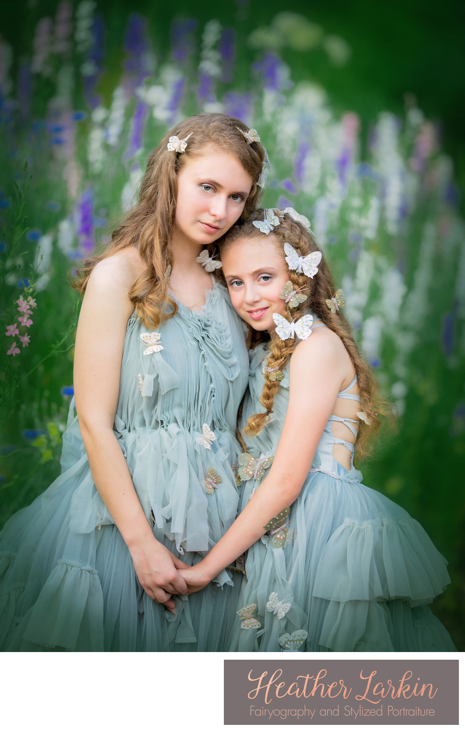 Grey Fairy sisters