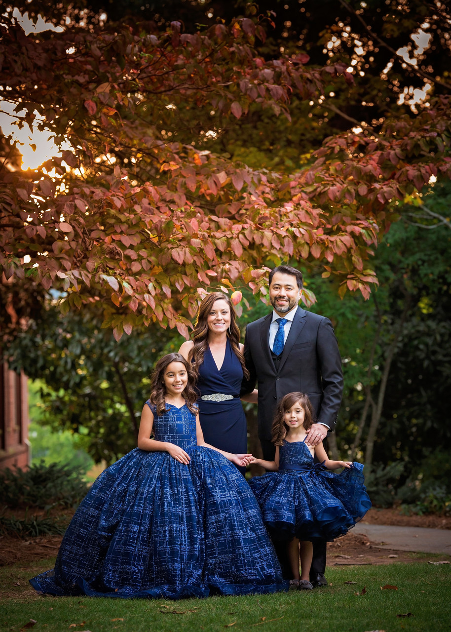 Upscale family photography Athens GA