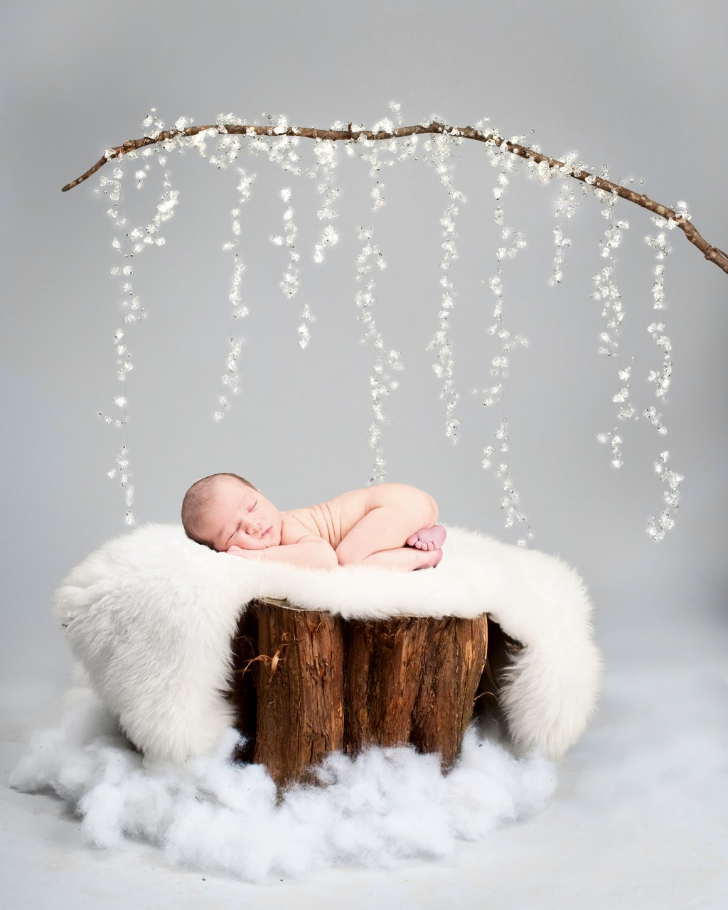 Luxe newborn photo studio Athens