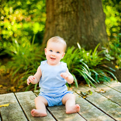 Downtown Watkinsville GA baby Photographer