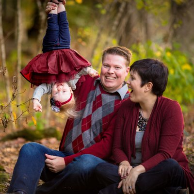 Athens ga baby family photo session