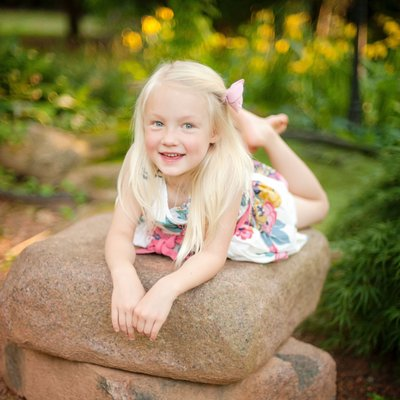 Wakinsville children photographer