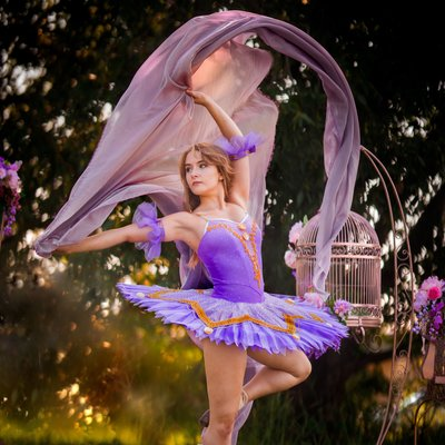 Luxe Ballet Photography