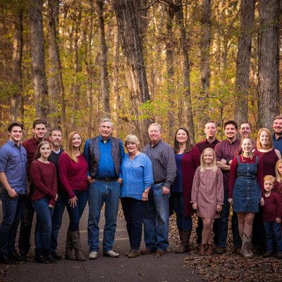 Extended Family Photographer Athens GA