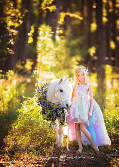 Unicorn Photographer in Athens GA
