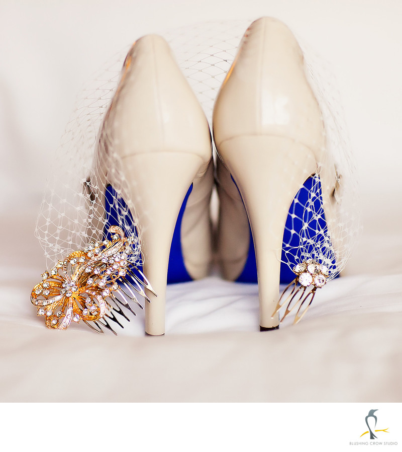 Wyoming Wedding Shoes