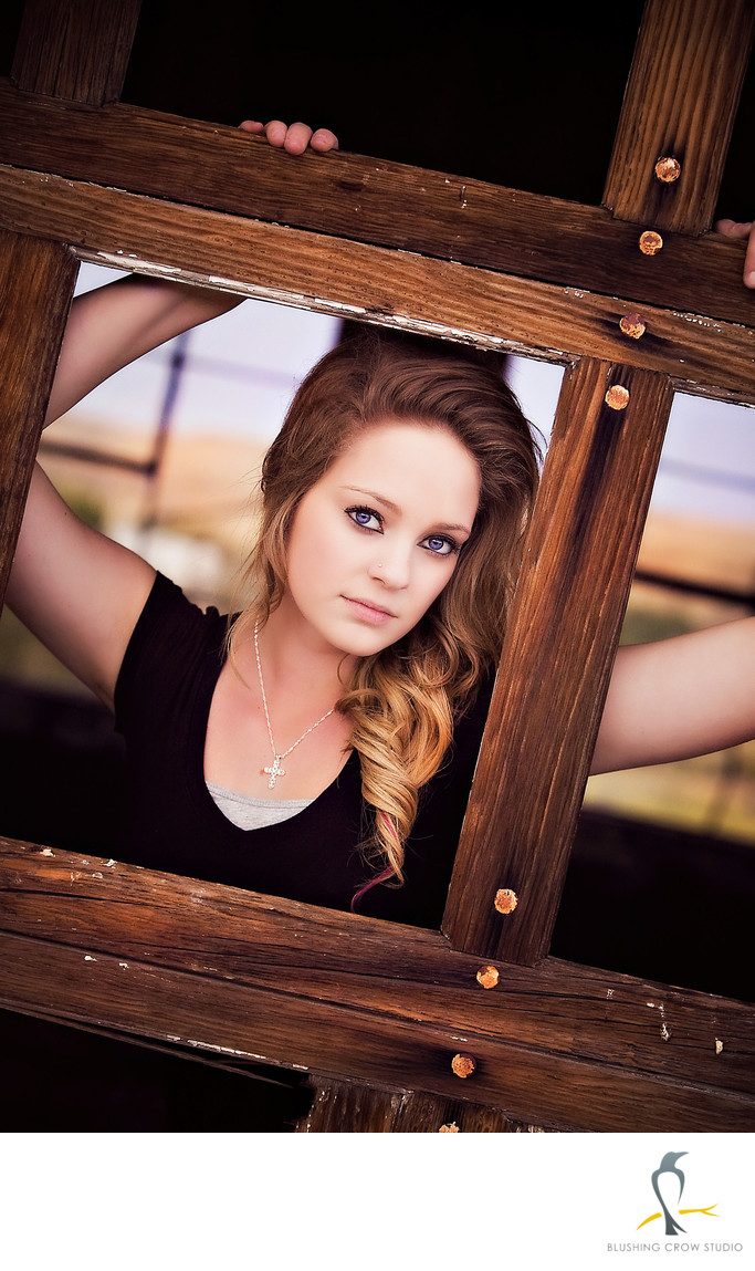 Green River High School Senior Photo