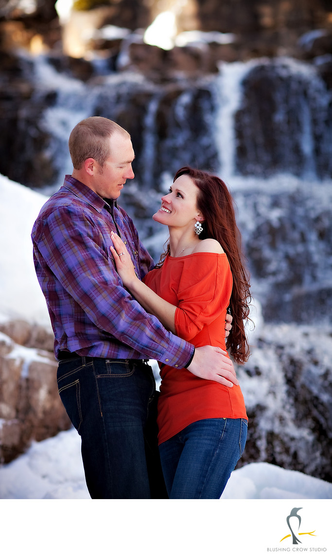 Granite Hot Springs engagement