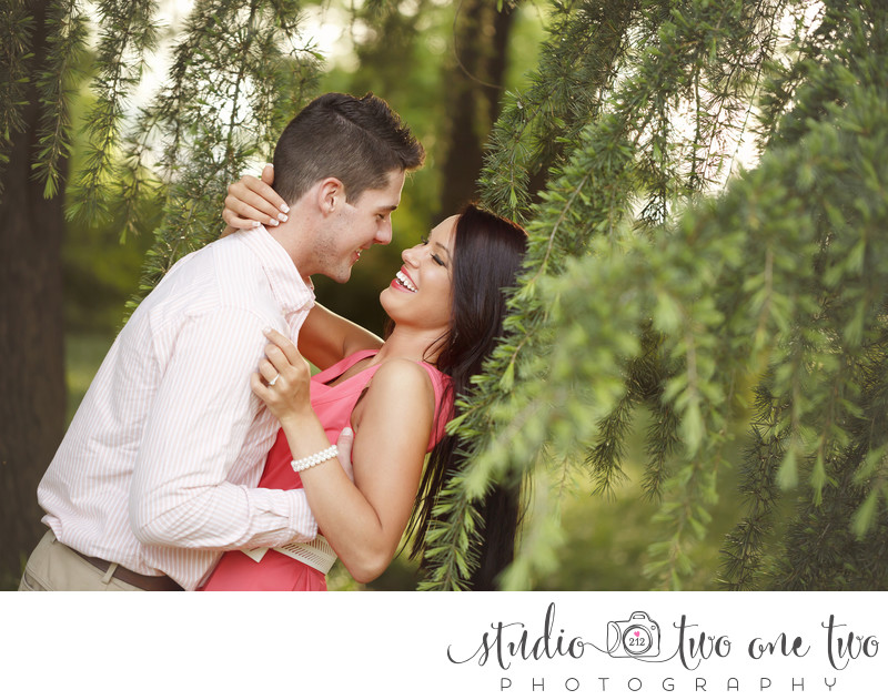 Engagement Photography Greenville SC