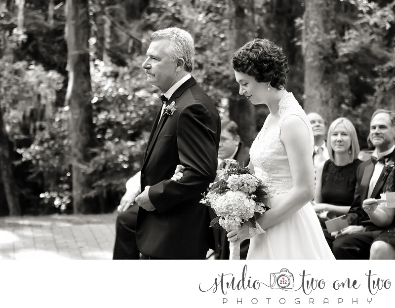 Millstone at Adams Pond Wedding