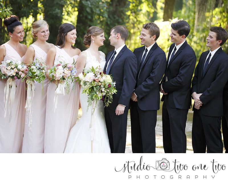 Weddings at Adams Pond