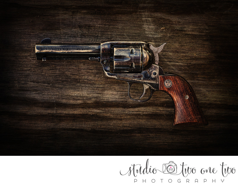 Fine art vintage gun photos