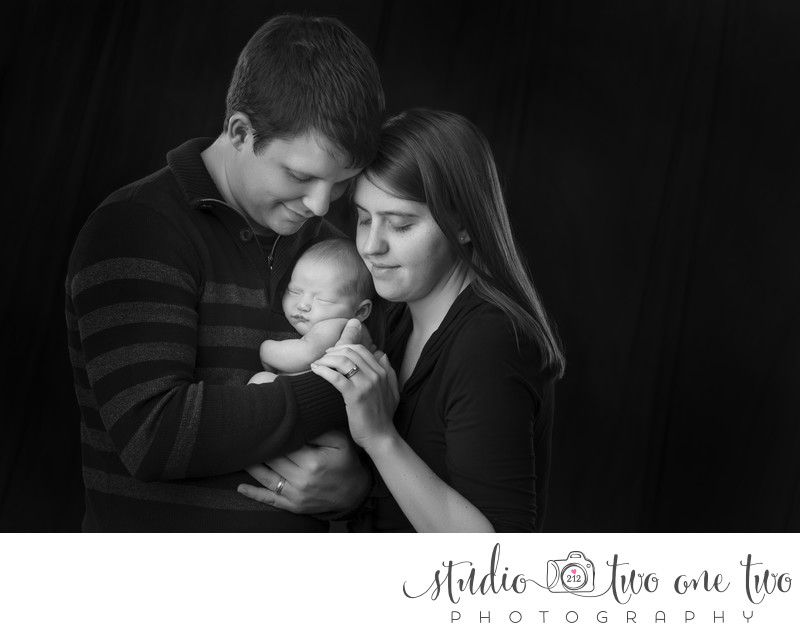 Newborn photos in Columbia SC