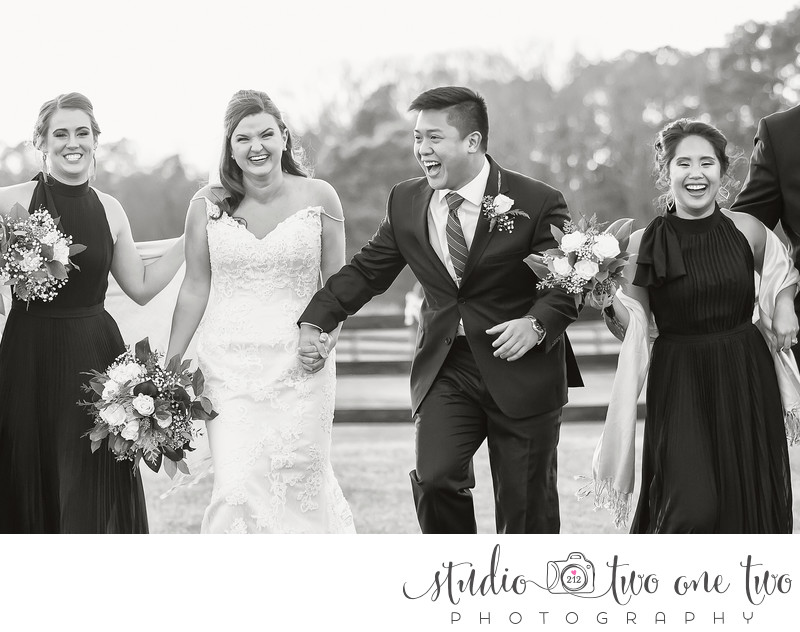 Weddings at The Farm at Ridgeway, Ridgeway, SC
