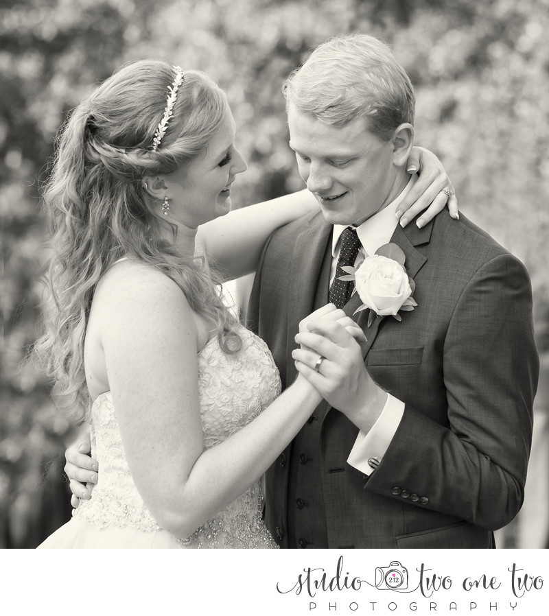 Springdale House and Gardens wedding
