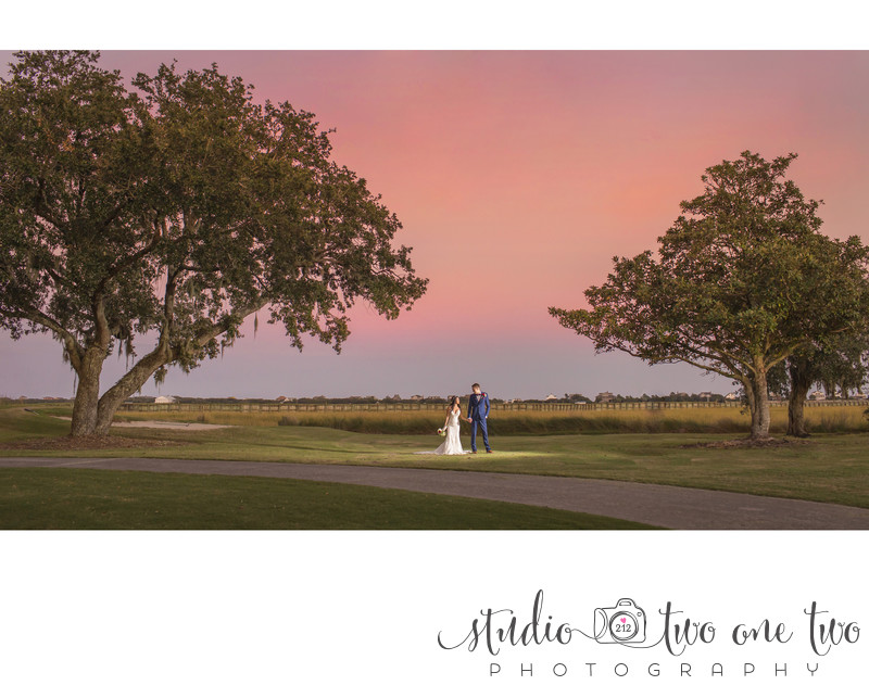 Pawleys Plantation Wedding Photography