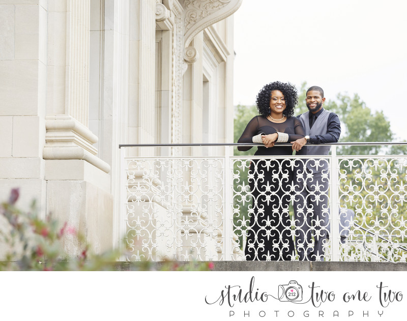 Columbia SC engagement session