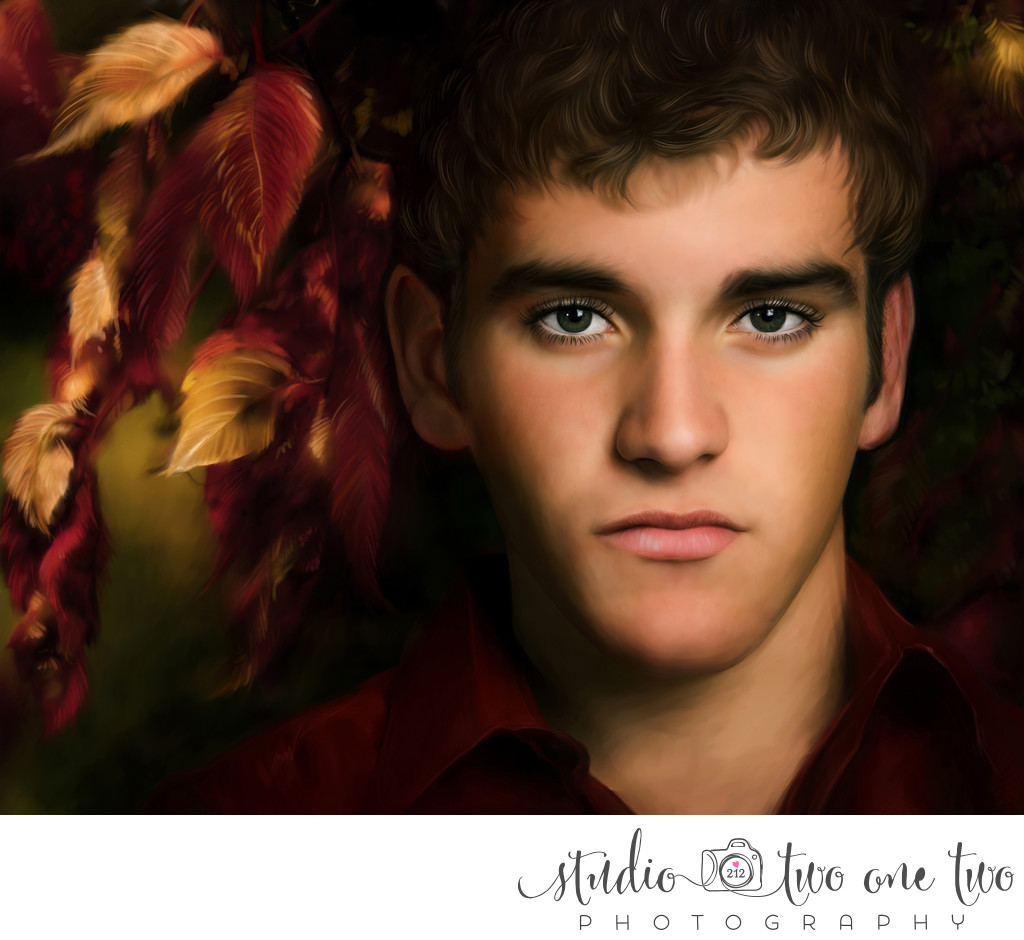 SC High School Senior Portraits