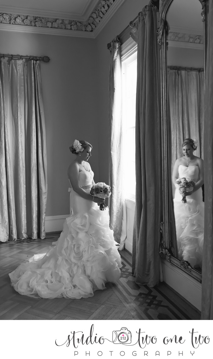Bridal Photo at SC Lace House