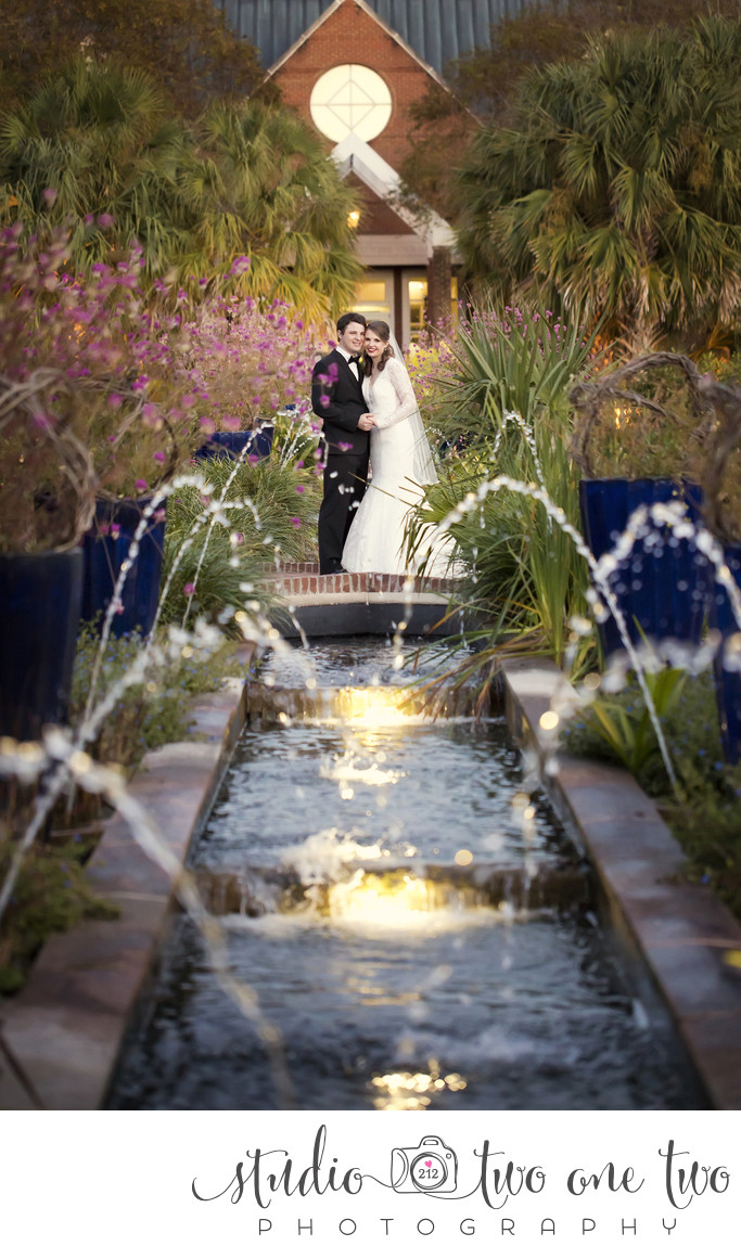 Riverbanks Zoo Botanical Gardens wedding