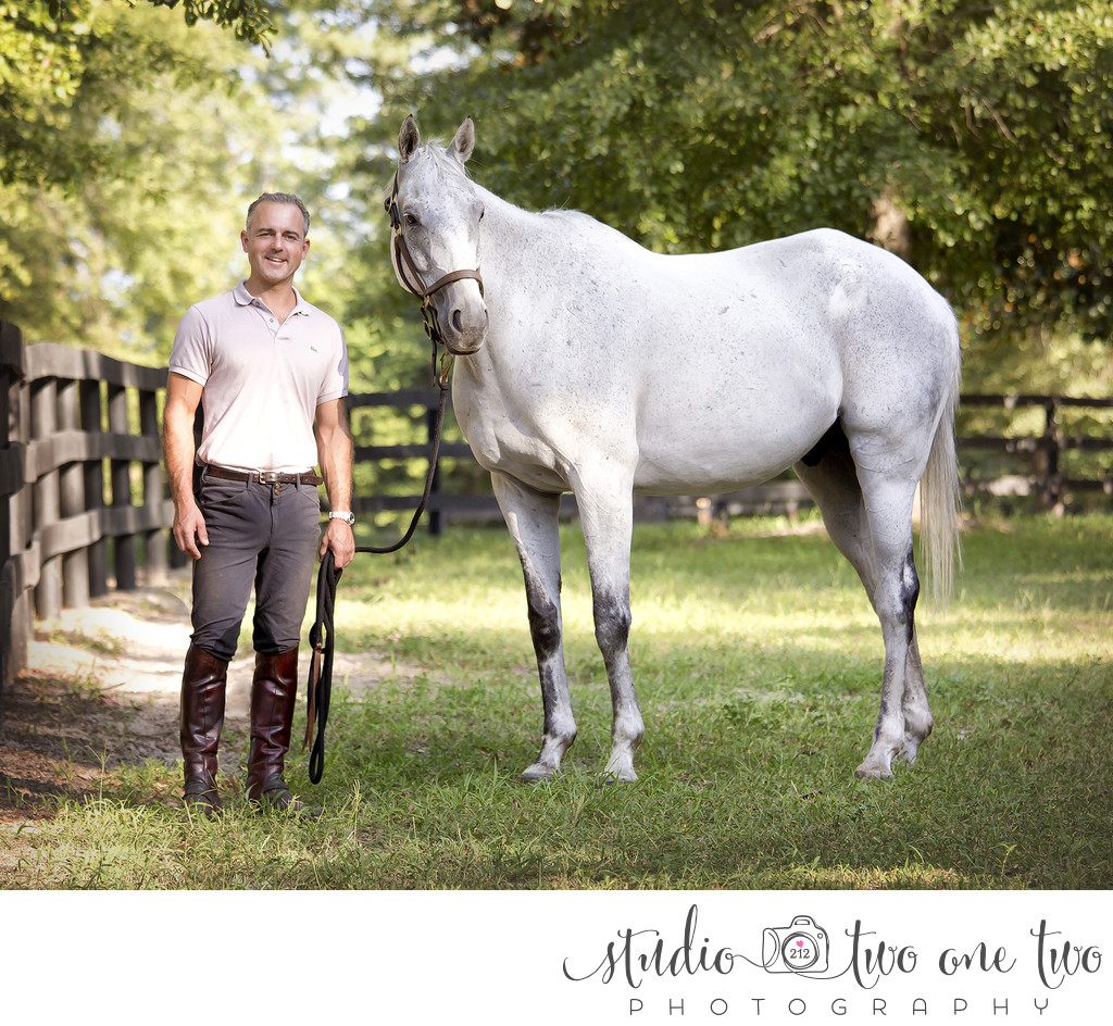 South Carolina equestrian photographer