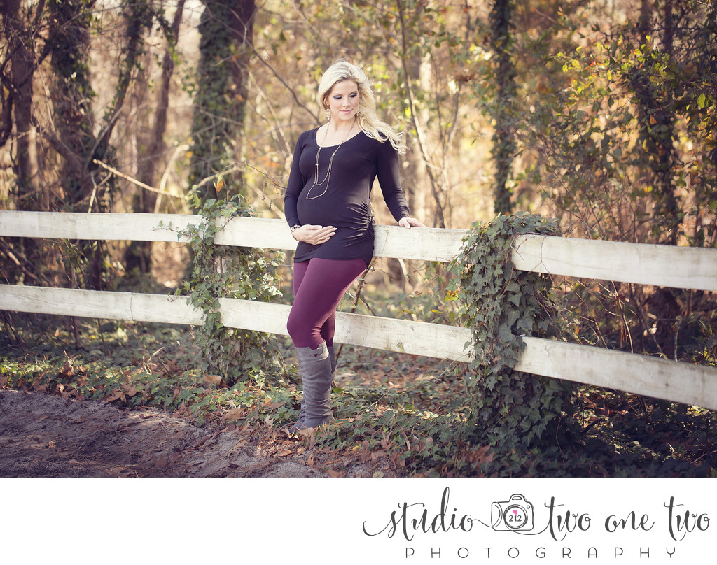 Lexington SC maternity photographer