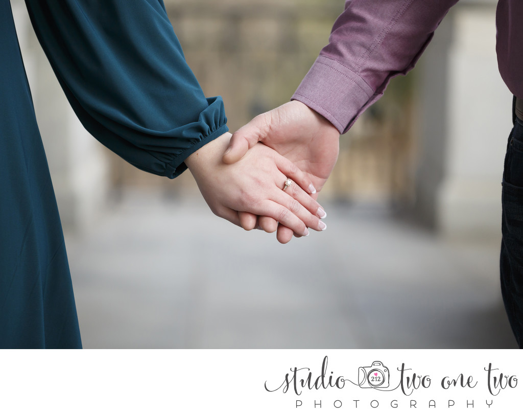 Wedding and engagement photos