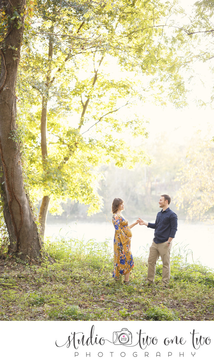 Maternity photography in Columbia SC