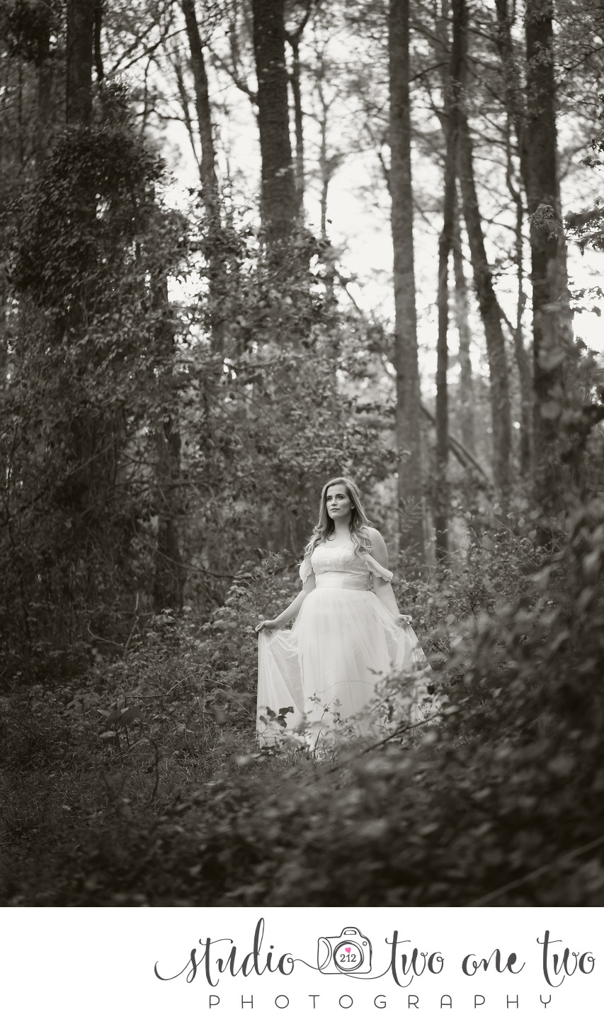 Lexington SC Bridal Portrait