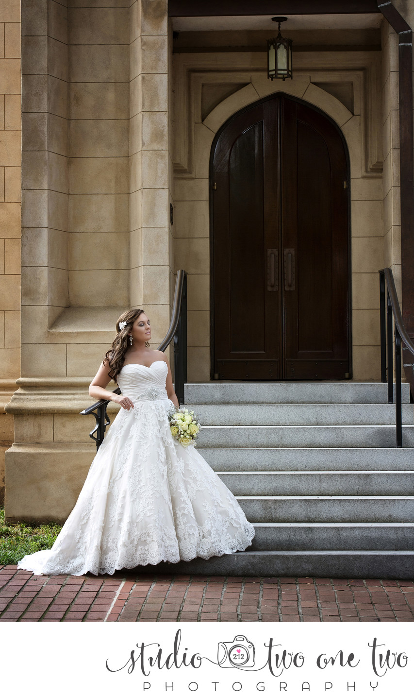 Trinity Episcopal Cathedral wedding photos