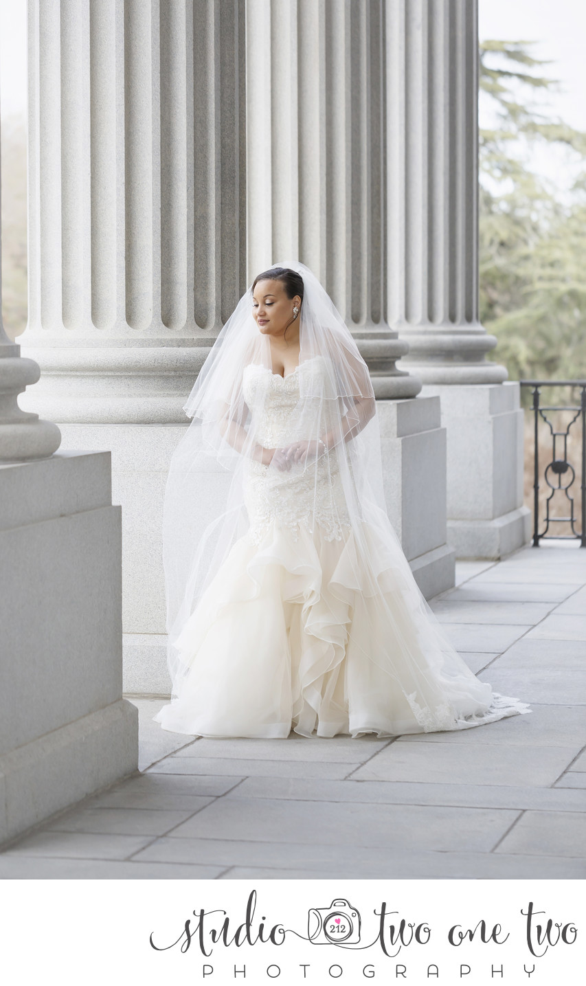 SC Statehouse bride