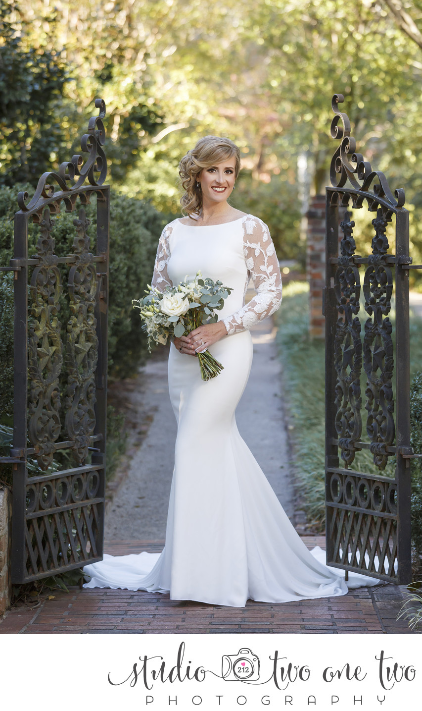 Bridal Photography in Columbia SC