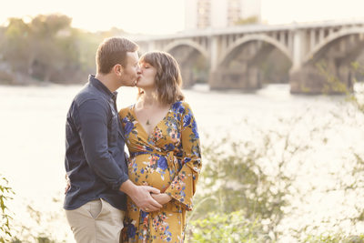Maternity photos in Columbia SC