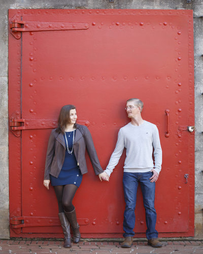 Engagement Pictures in Columbia, SC