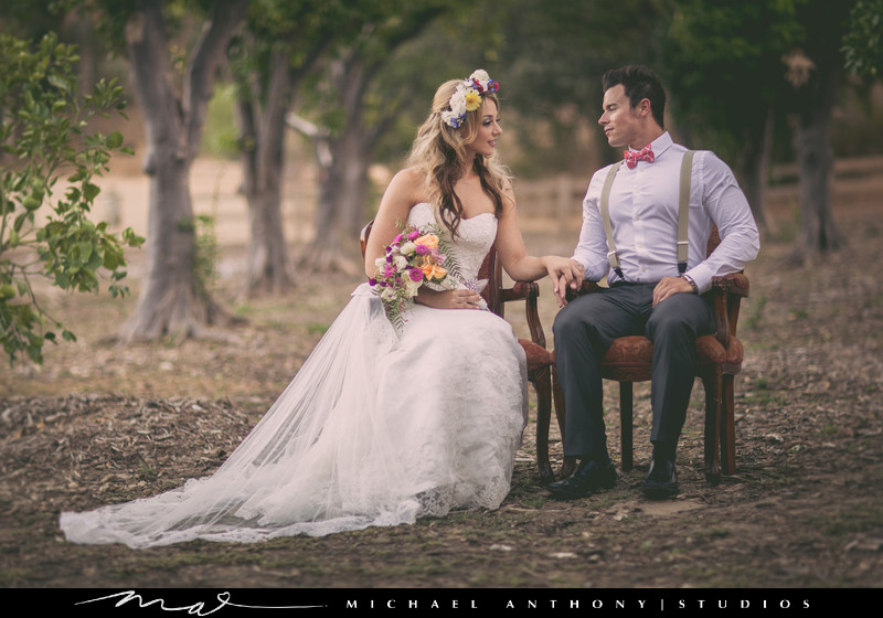 Rustic Wedding Photographers in Los Angeles
