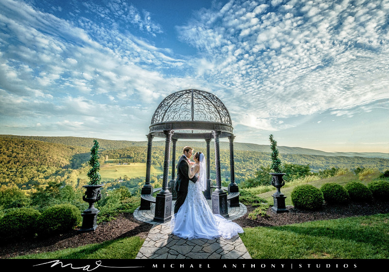 Destination Wedding Photography in America